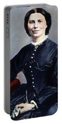 Clara Barton (1821-1912) Portable Battery Charger