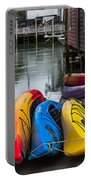 Water Adventure Awaits Portable Battery Charger