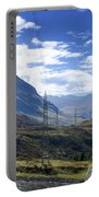Electricity Pylon Portable Battery Charger