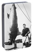 Ernest Hemingway (1899-1961) Portable Battery Charger