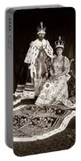 George V (1865-1936) Portable Battery Charger