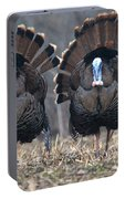 Jake Eastern Wild Turkeys Portable Battery Charger