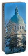 Naval Academy Chapel Portable Battery Charger