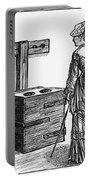 Newgate Prison, 1873 Portable Battery Charger