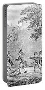 Quebec Expedition, 1775 Portable Battery Charger