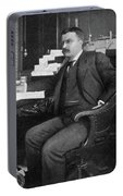 Theodore Roosevelt (1858-1919) Portable Battery Charger