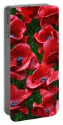 Tower Of London Poppies Portable Battery Charger