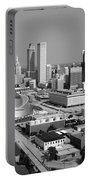 Tulsa Oklahoma Skyline Portable Battery Charger