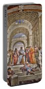 Vatican Art Portable Battery Charger
