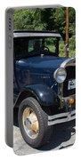 Vintage Cars Portable Battery Charger