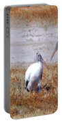 Wood Storks Portable Battery Charger