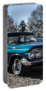 61 Chevrolet Biscayne Portable Battery Charger