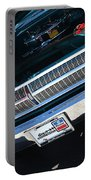 65 Plymouth Satellite Grill-8481 Portable Battery Charger