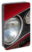 67 Camaro Ss Headlight-8724 Portable Battery Charger