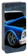 '68 Chevy Stepside Portable Battery Charger