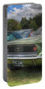 68' Mustang Portable Battery Charger