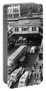 6th Avenue And 42nd Street Portable Battery Charger