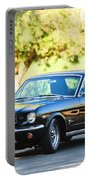 1965 Shelby Prototype Ford Mustang Portable Battery Charger
