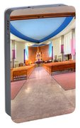 Church Of Saint Columba Portable Battery Charger