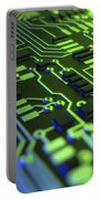 Circuit Board Portable Battery Charger