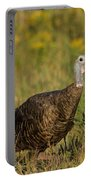 Eastern Wild Turkey Portable Battery Charger
