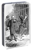 Emile Zola (1840-1902) Portable Battery Charger