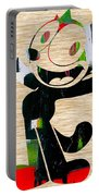 Felix The Cat Portable Battery Charger
