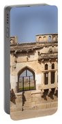 Hampi Temple Portable Battery Charger