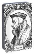 John Calvin (1509-1564) Portable Battery Charger