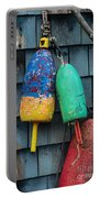 Lobster Buoys Portable Battery Charger