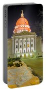 Madison Capitol Portable Battery Charger by Steven Ralser