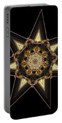 7 Point Star Portable Battery Charger