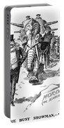 Roosevelt Cartoon, 1906 Portable Battery Charger