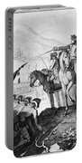 Saratoga: Surrender, 1777 Portable Battery Charger