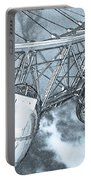 The London Eye Art Portable Battery Charger