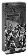Treaty Of Paris, 1783 Portable Battery Charger