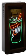 7 Up Sign Portable Battery Charger