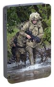 Welsh Guards Training Portable Battery Charger