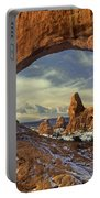 714000087 Turret Arch Arches National Park Portable Battery Charger