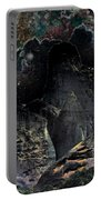 Space Landscape Portable Battery Charger