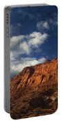 clearing storm waterpocket fold capitol reef NP Portable Battery Charger