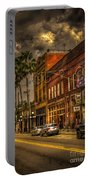 7th Avenue Portable Battery Charger by Marvin Spates