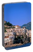 Amalfi Town In Italy Portable Battery Charger