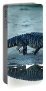 American Alligator Portable Battery Charger