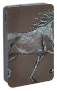Arabian Horse  Portable Battery Charger