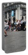 Breakdancers Portable Battery Charger
