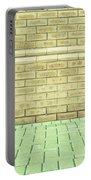 Brick Wall Portable Battery Charger