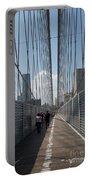 Brooklyn Bridge Portable Battery Charger