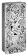Canute I (c995-1035) Portable Battery Charger