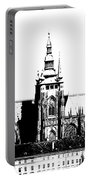 Cathedral Of St Vitus Portable Battery Charger